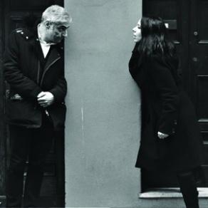 Photo des artistes Sarah Lancman et Giovanni Mirabassi